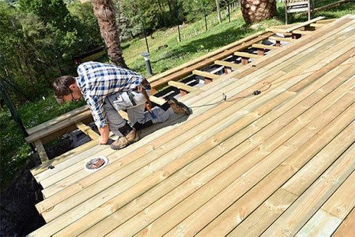 Building A Deck2