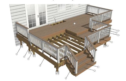 Deck Parts Image