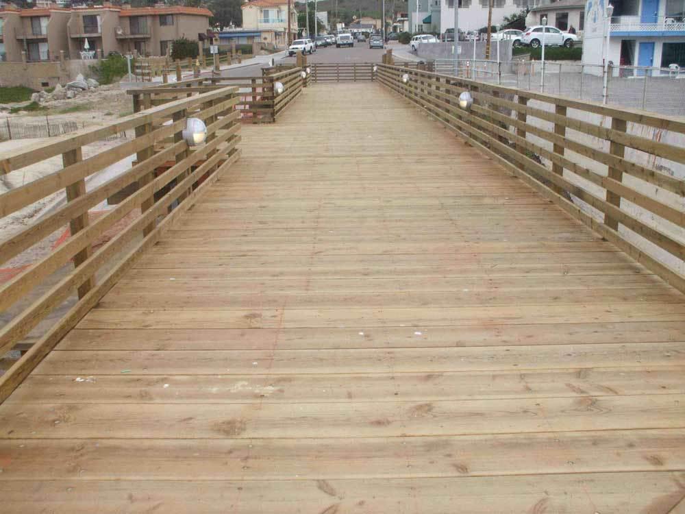 Pismo Beach Dock