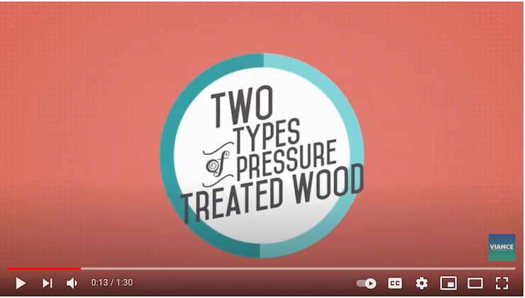 Two Types of Treated Wood video cover
