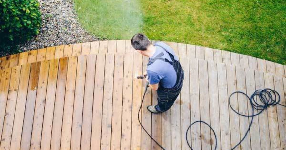 How To Keep Your Wood Deck Looking Great Treated