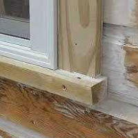 Treated Lumber Wood Trim