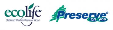 Ecolife And Preserve Ca Acq Logos