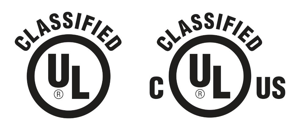 Ul And Ulc Logos