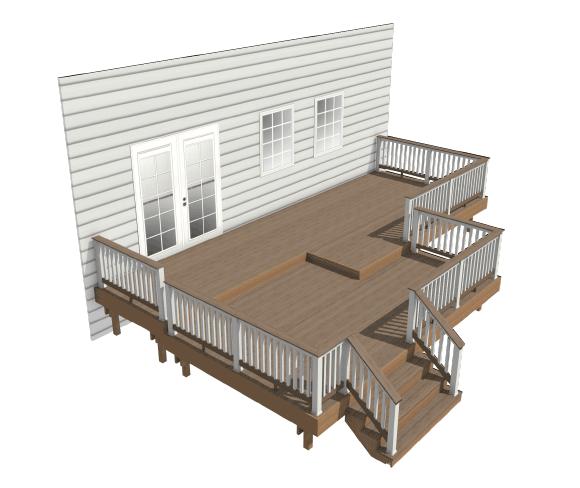 Lowes Deck 1 For Slider