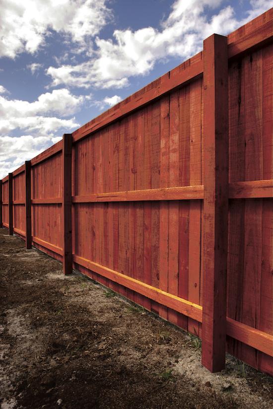 Designwood Fence