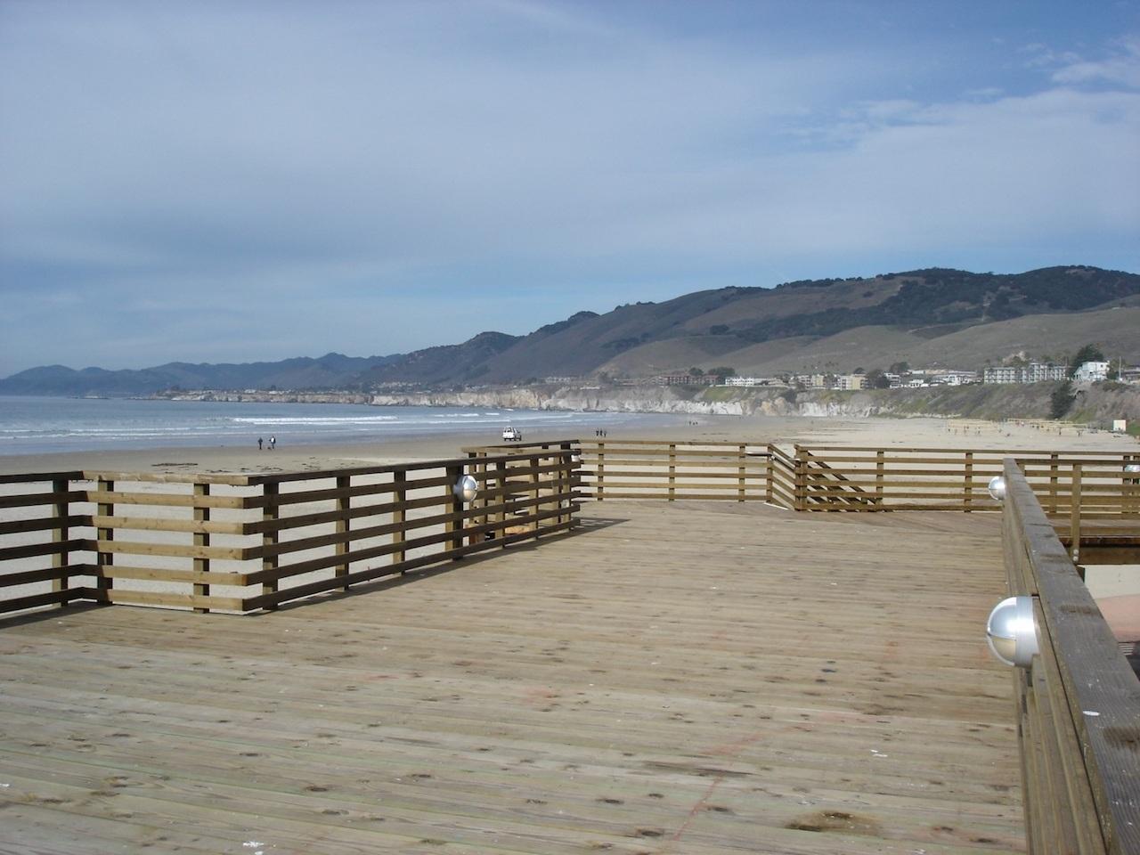Pismo Beach Deck Copy